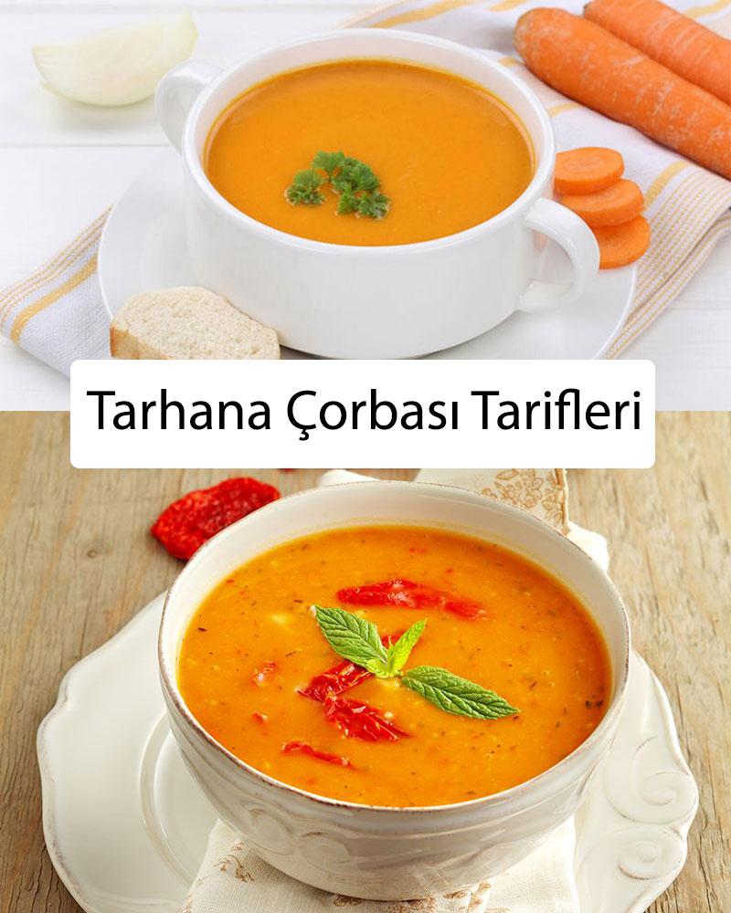 tarhana çorbası tarifleri