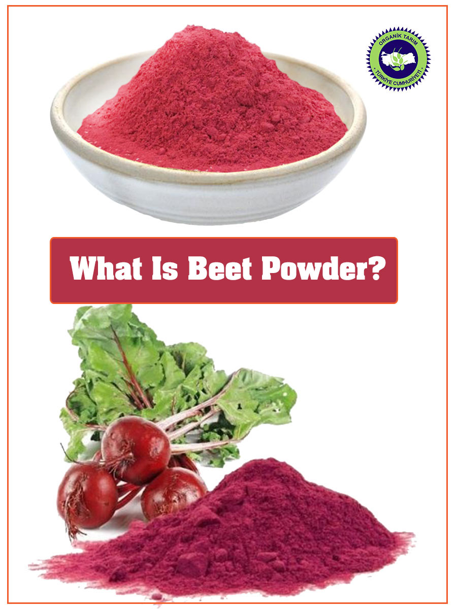 What Is Beet Powder
